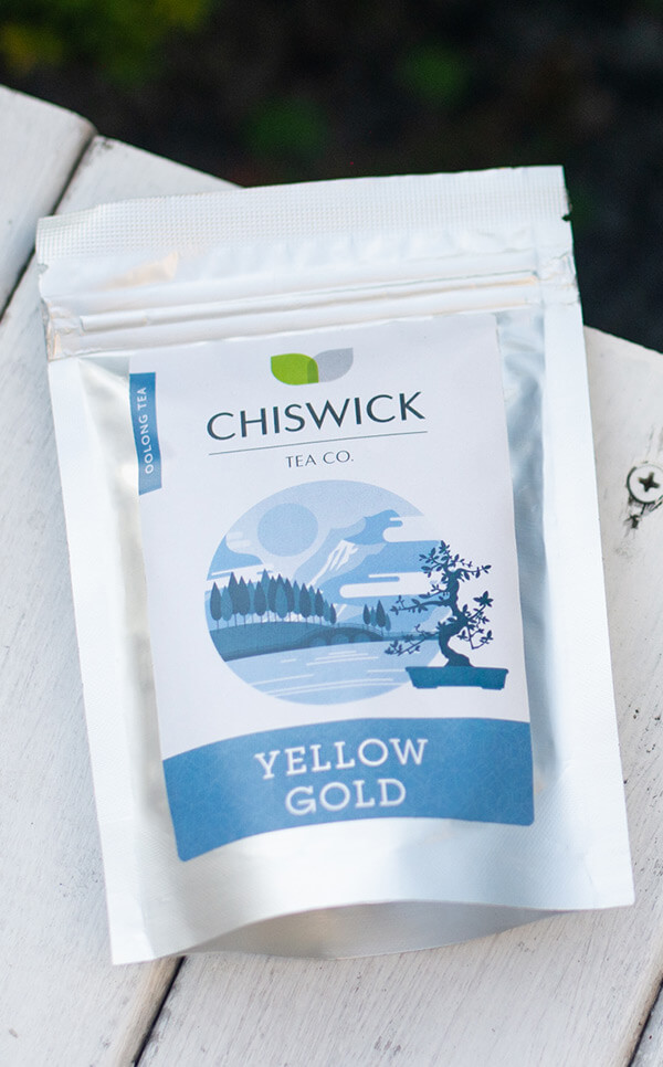 Chiswick Tea - Yellow Gold | 50g