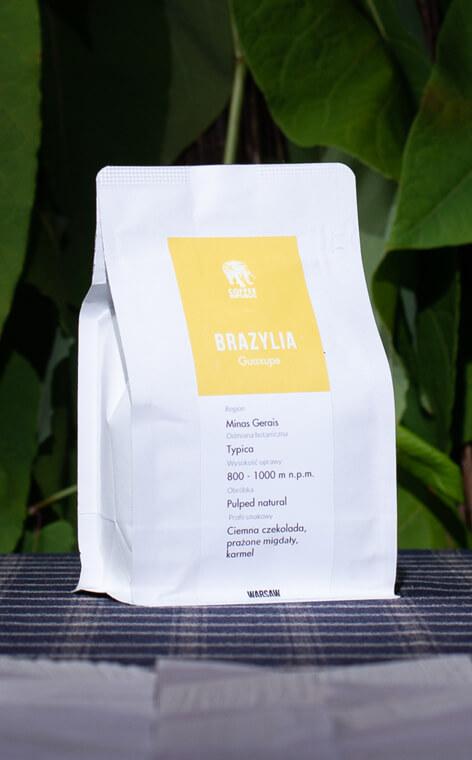 Coffee Republic - Brazil Guaxupe | kawa ziarnista | 250g