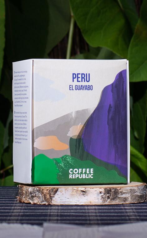 Coffee Republic - Peru Finca El Guayabo Microlot | kawa ziarnista | 250g