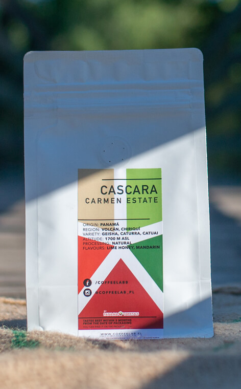 Coffeelab - Cascara Panama Carmen Estate | Cascara | 200g