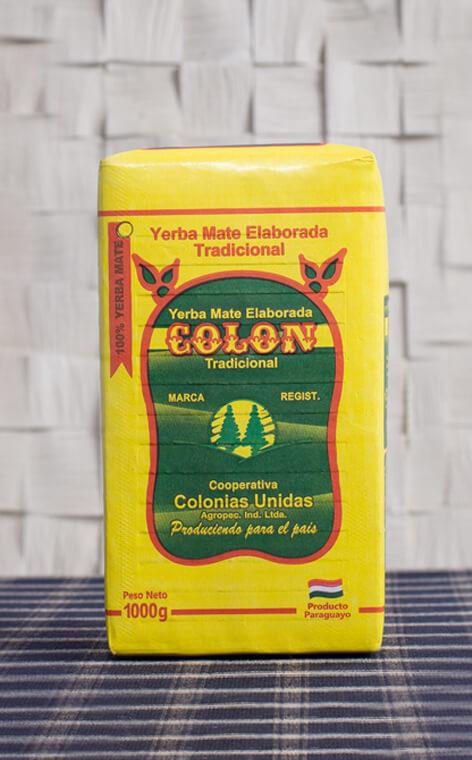 Colon - Tradicional | yerba mate | 1kg