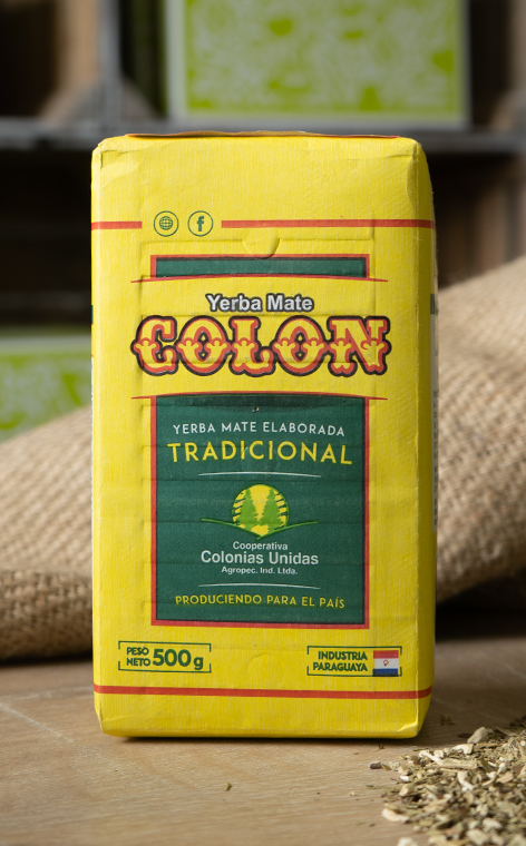 Colon - Tradicional | yerba mate | 500g