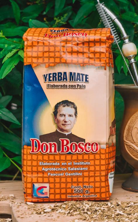 Don Bosco - Elaborada con palo | rzemieÅ›lnicza yerba mate | 500g