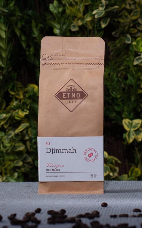 Etno Cafe - Djimmah | kawa ziarnista | 250g