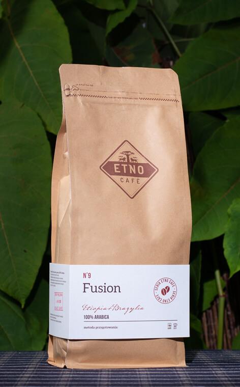 Etno Cafe - Fusion | kawa ziarnista | 1kg