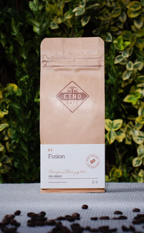 Etno Cafe - Fusion | kawa ziarnista | 250g