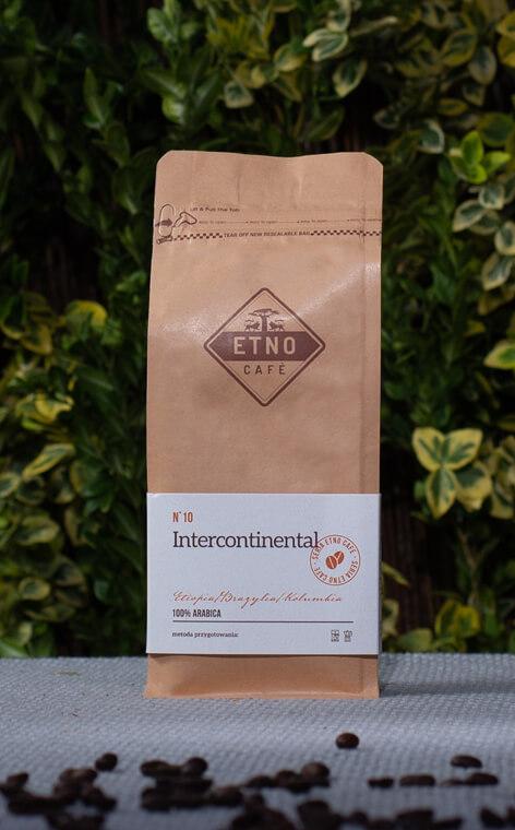 Etno Cafe - Intercontinental | kawa ziarnista | 250g