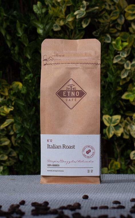 Etno Cafe - Italian Roast | kawa ziarnista | 250g