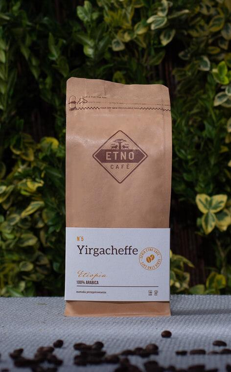Etno Cafe - Yirgacheffe | kawa ziarnista | 250g