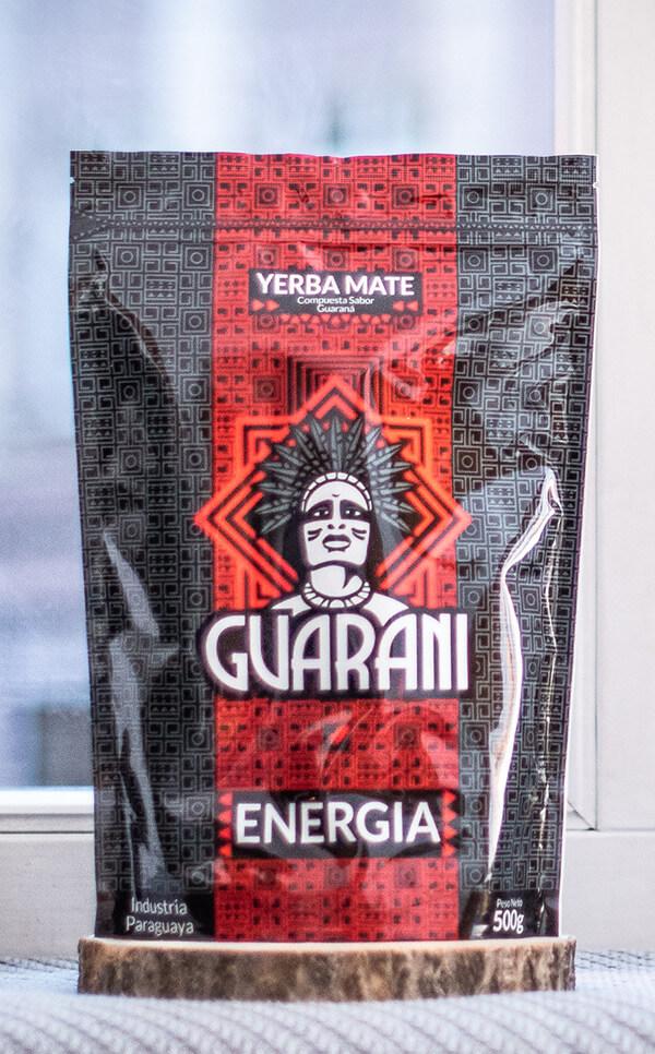 Guarani - Energia | yerba mate | 500g