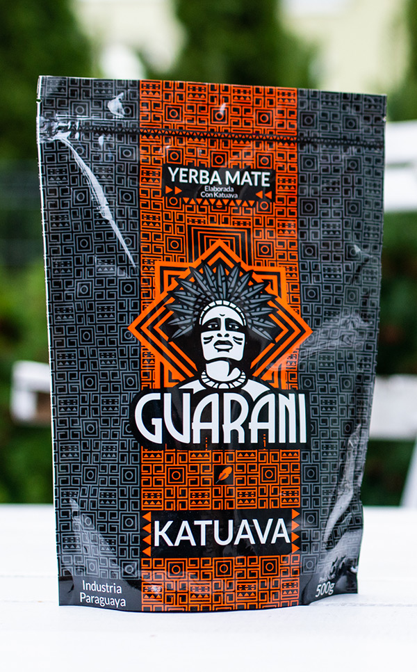 Guarani - Katuava | yerba mate | 500g