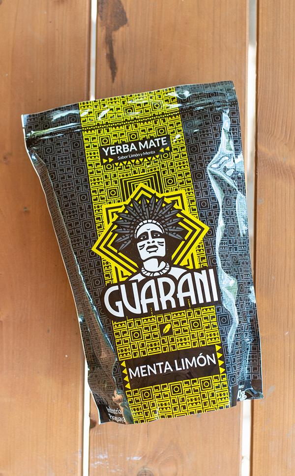 Guarani - Menta Limon Miętowo Cytrynowa | yerba mate | 500g