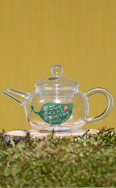 Hario - Asian Tea Pot | zaparzacz do herbaty | 180ml