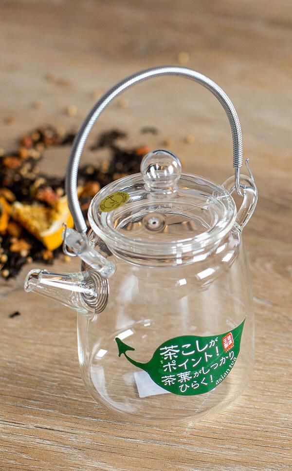 Hario - Asian Tea Pot | zaparzacz do herbaty | 220ml