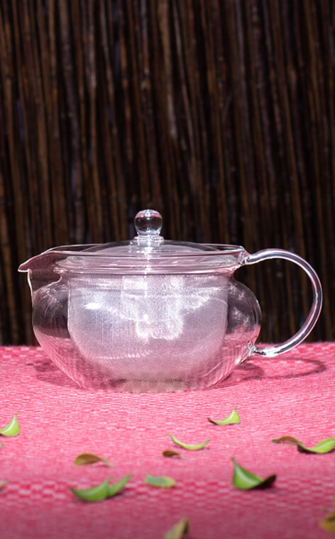 Hario - Chacha Fukami Tea Pot | zaparzacz do herbaty | 700ml