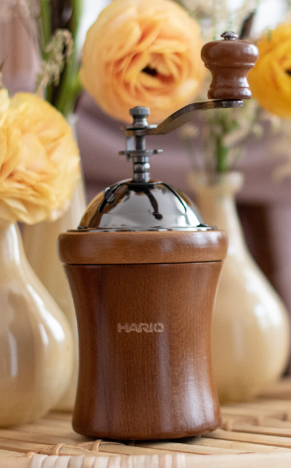 Hario - Coffee Mill Dome | Młynek do kawy