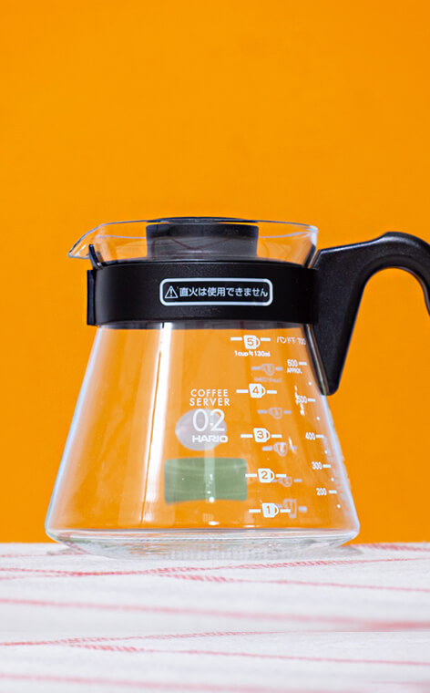 Hario - Coffee Server V60-02 | 700ml