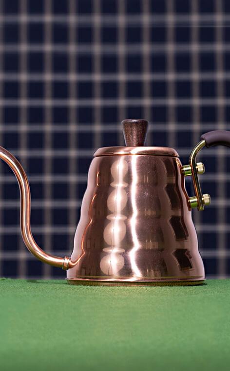 Hario - Buono Copper  Kettle | czajnik miedziany | 900ml