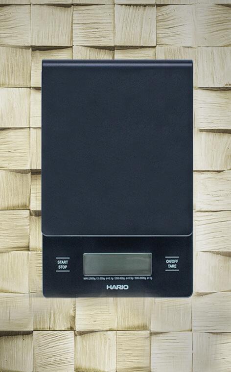 Hario - Drip Scale | waga do metod alternatywnych