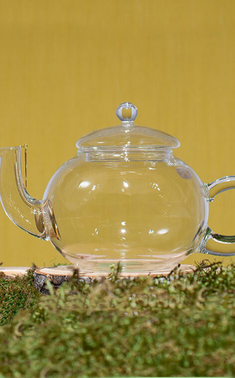 Hario - Jumping Tea Pot | dzbanek do herbaty | 800 ml