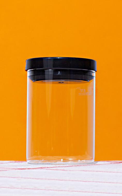 Hario - Coffee Canister Glass 200 | pojemnik szklany | 800ml