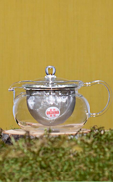 Hario - Chacha Kyusu-Maru | zaparzacz do herbaty | 450ml