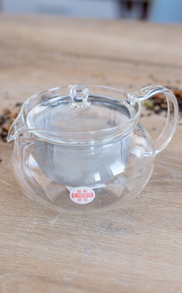Hario - Chacha Kyusu-Maru | zaparzacz do herbaty | 700ml