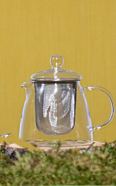 Hario - Leaf Tea Pot | zaparzacz do herbaty | 360ml