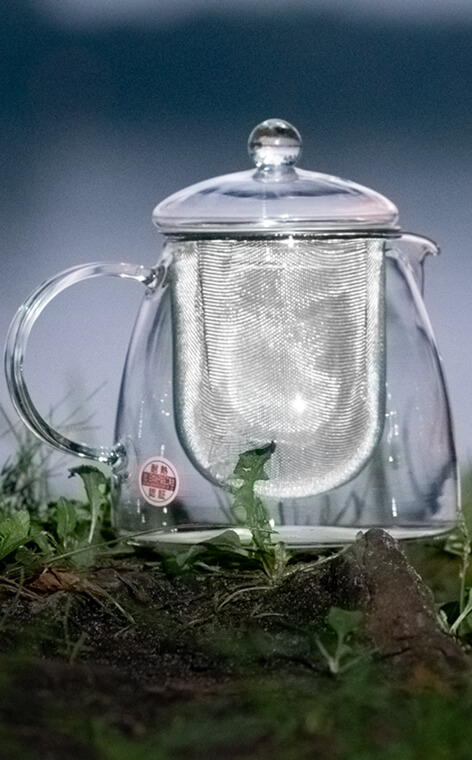 Hario - Leaf Tea Pot | zaparzacz do herbaty | 700ml
