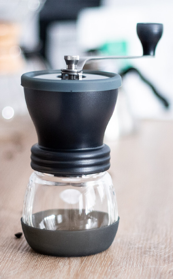 Hario - Skerton | Młynek do kawy
