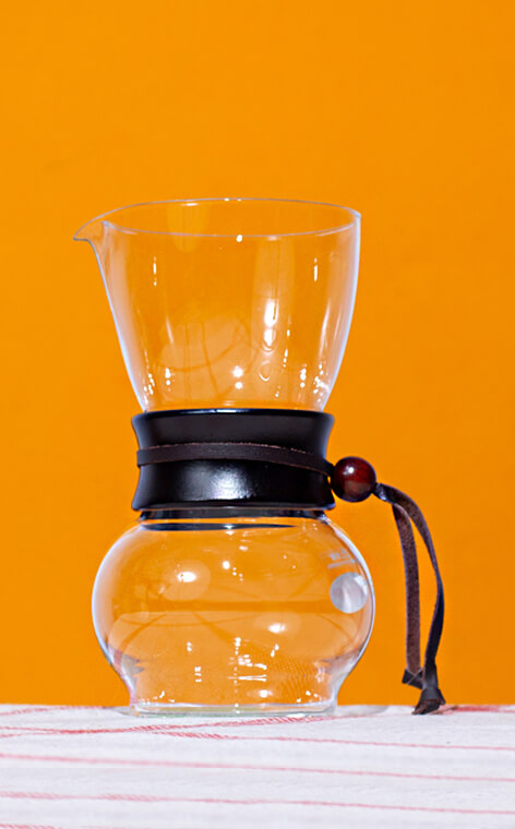 Hario - Woodneck Drip Pot | drip do kawy | 480 ml