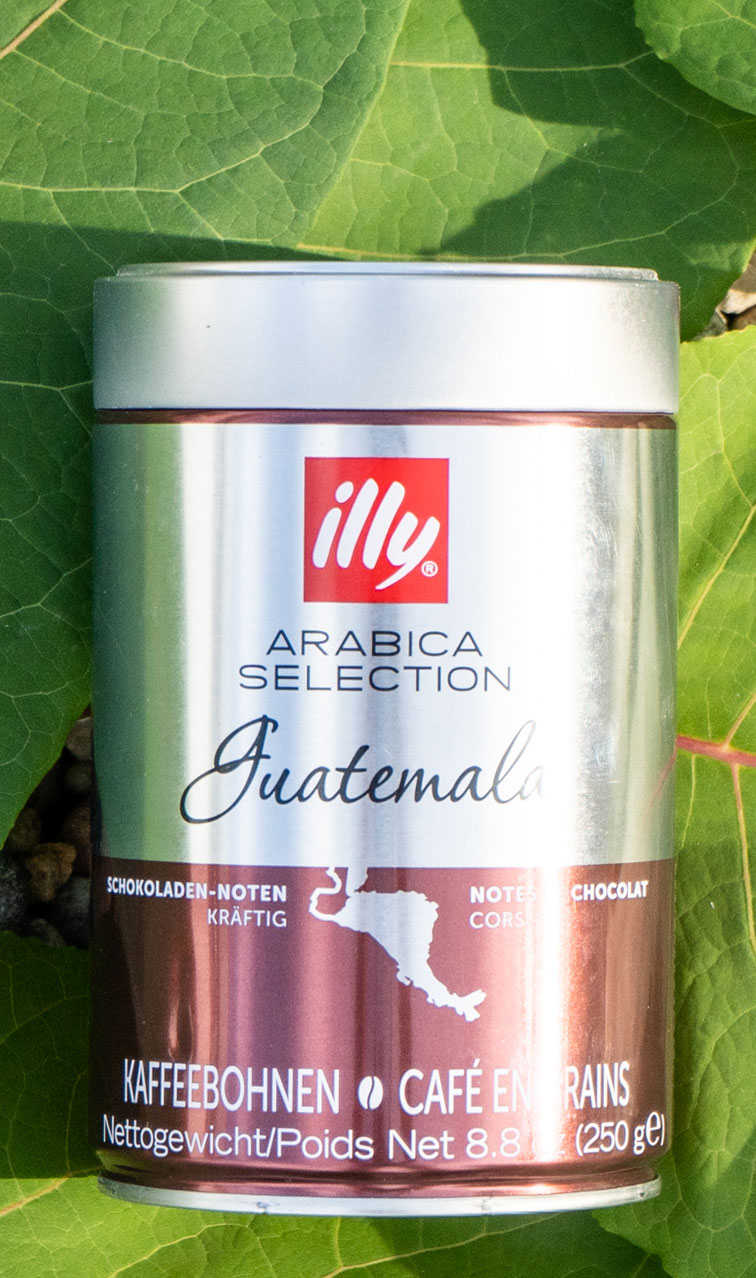 Illy - Guatemala 100% Arabica Selection | kawa ziarnista | 250g
