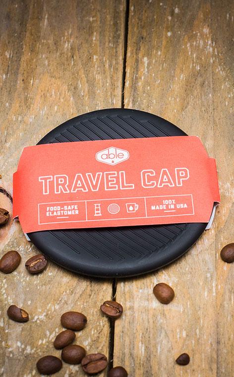 Able Travel Cap - gumowa wieczko do AeroPress®