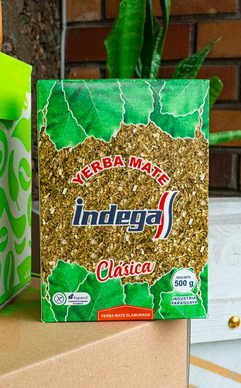 Indega - Clasica   yerba mate   500g