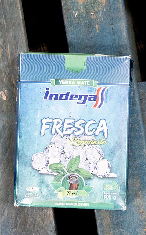 Indega - Fresca | yerba mate | 500g