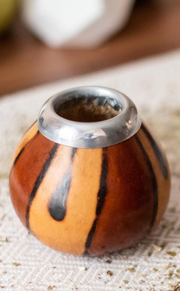 Tykwa - Calabaza Africa | 220 - 250 ml | naczynie do yerba mate