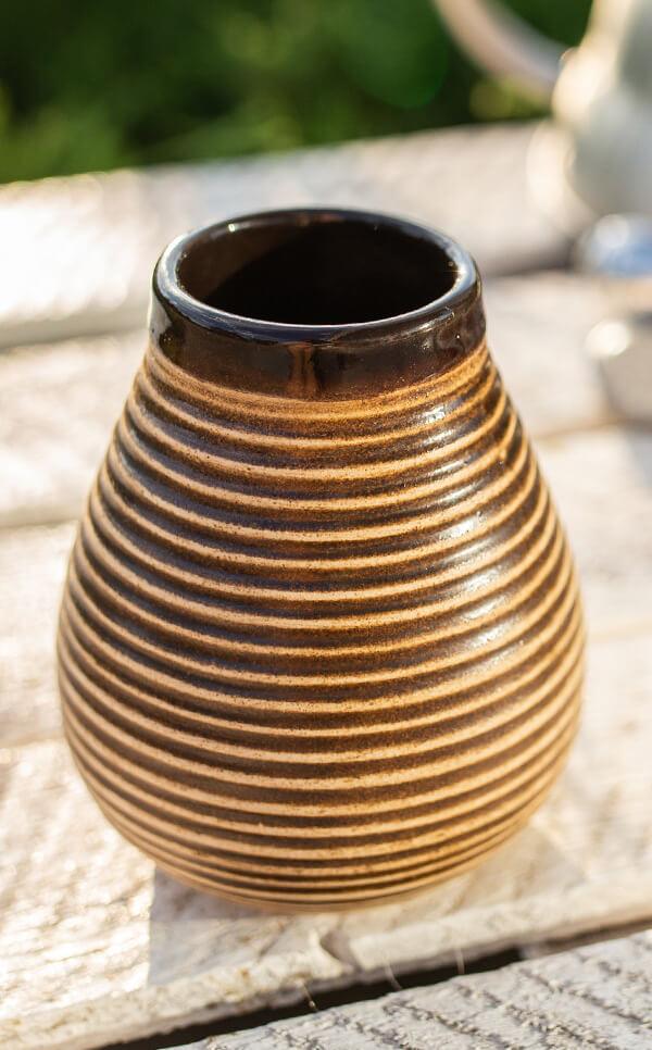 Tykwa - Ceramiczna miodowa | 250 ml