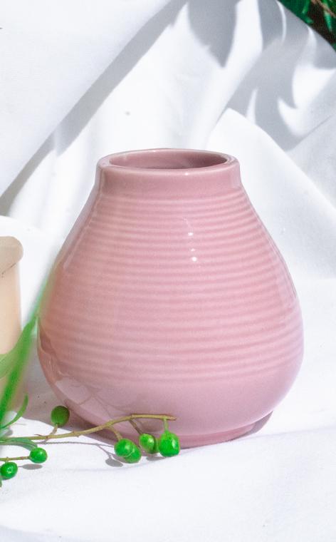 Tykwa - Ceramiczna Pera | różowa | 300ml