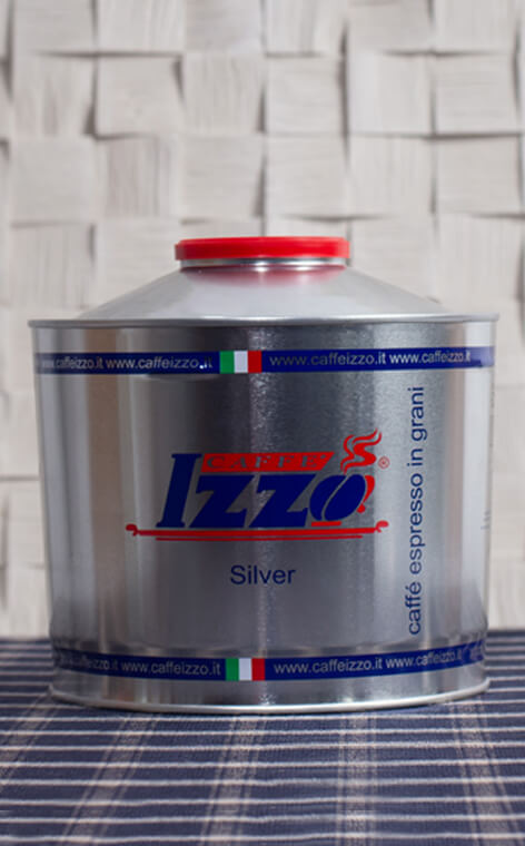 Izzo - Silver | kawa ziarnista | 1kg