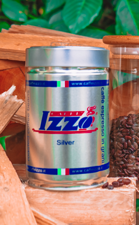 Izzo - Silver | kawa ziarnista | 250g
