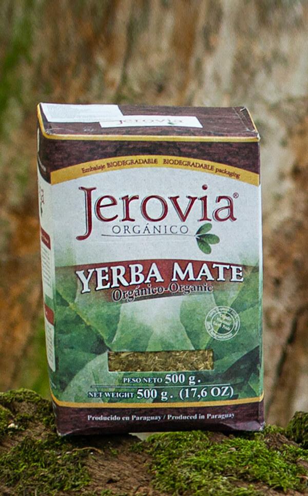Jerovia - Organico | yerba mate | 500g