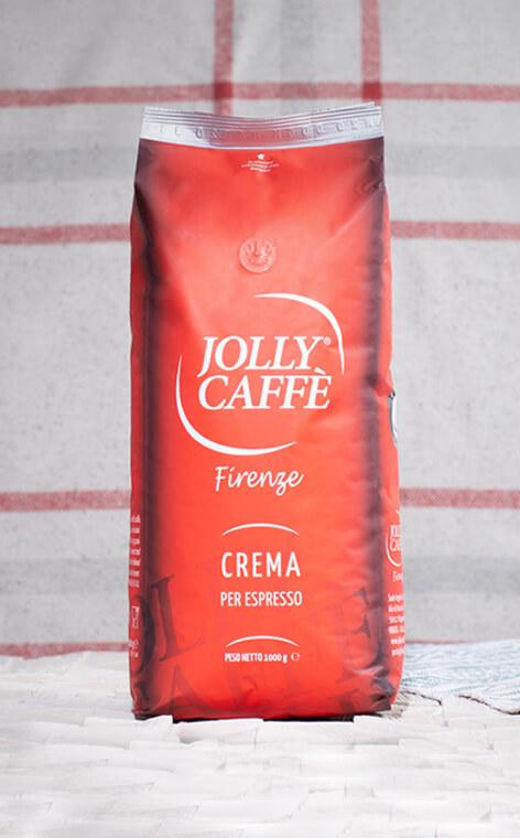 Jolly Caffe - Crema | kawa ziarnista | 1kg
