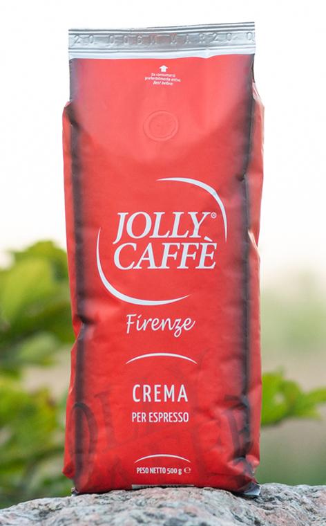 Jolly Caffe - Crema | kawa ziarnista | 500g