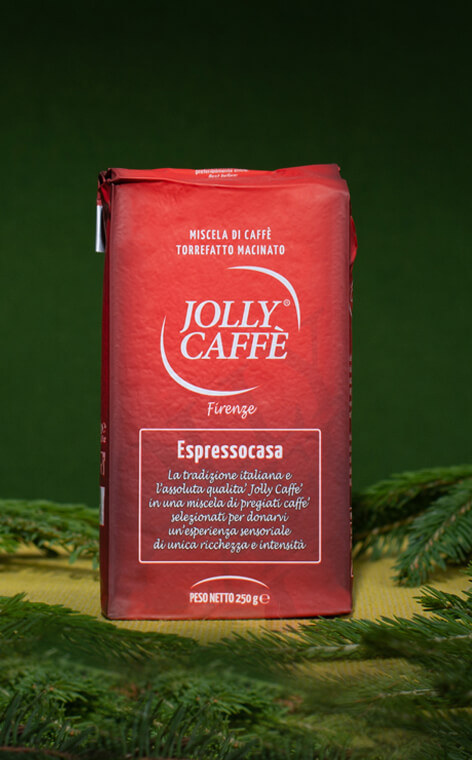 Jolly Caffe - Red | kawa mielona | 250g