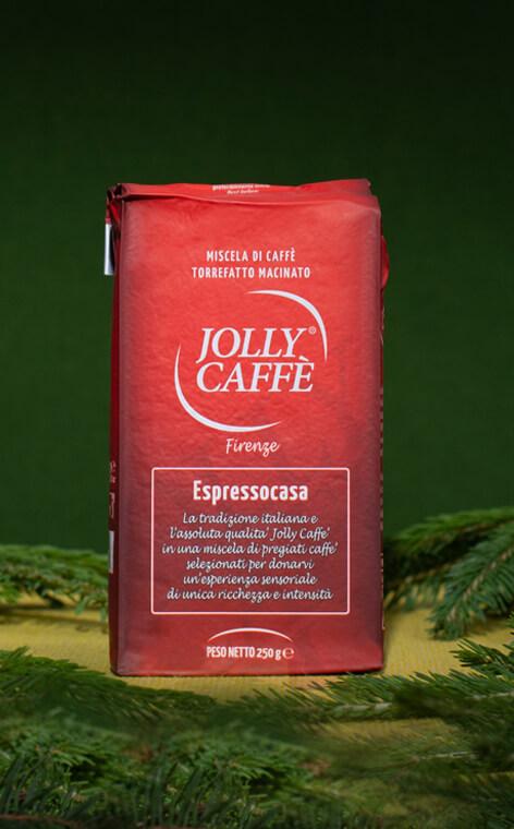 Jolly Caffe - Red   kawa mielona   250g