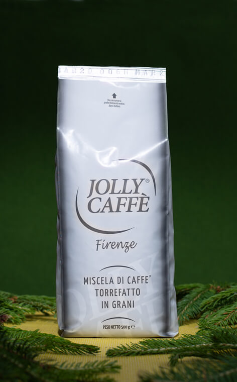 Jolly Caffe - Tuscan Smooth Roasted | kawa ziarnista | 500g
