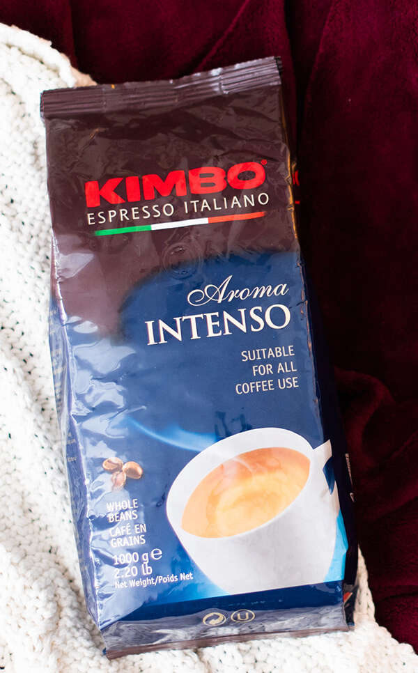 Kimbo - Aroma Intenso | kawa ziarnista | 1kg