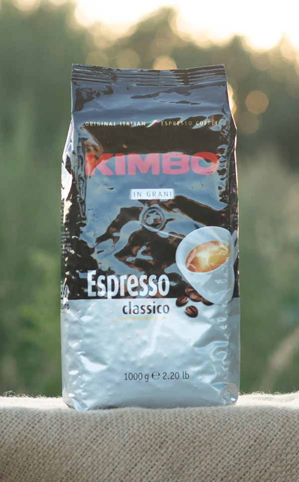 Kimbo - Espresso Classico | kawa ziarnista | 1kg