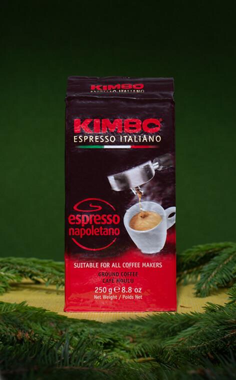 Kimbo - Espresso Napoletano | kawa mielona | 250g
