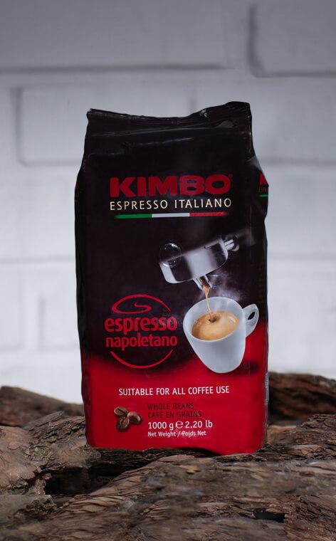 Kimbo - Espresso Napoletano | kawa ziarnista | 1kg